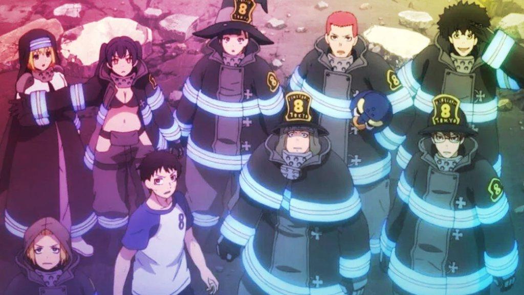 Fire Force Season 3 Anime Release date