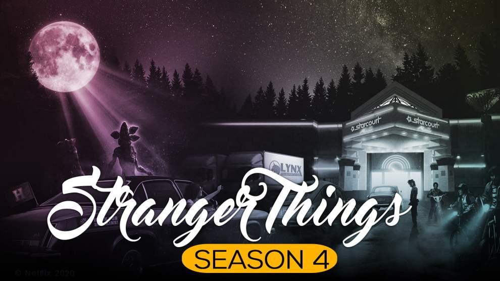 Stranger Things Season 4 Details