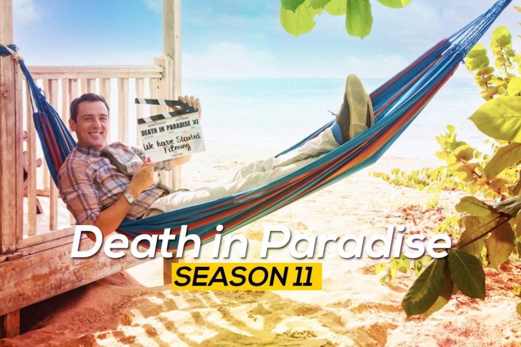 Death in Paradise Season 11 Renewal Updates
