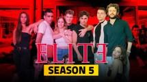 Elite Season 5 air date
