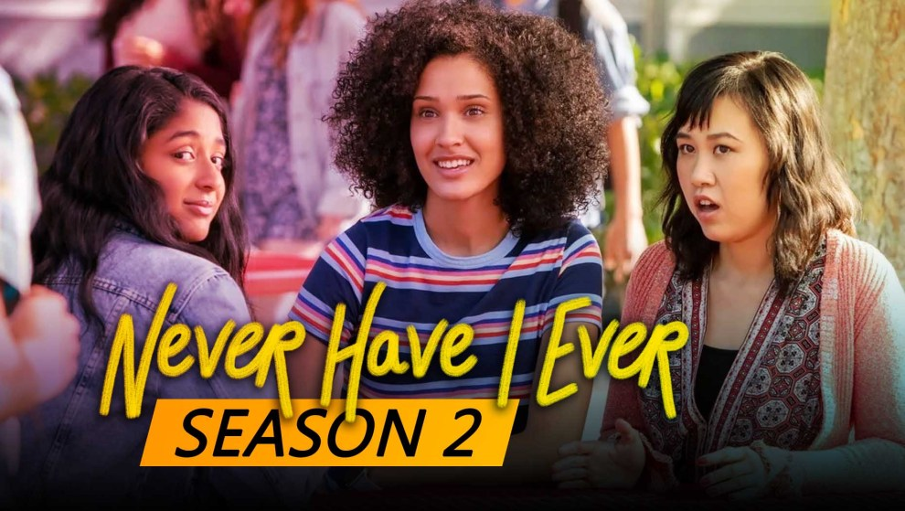 Never Have I Ever Season 2 Release Date