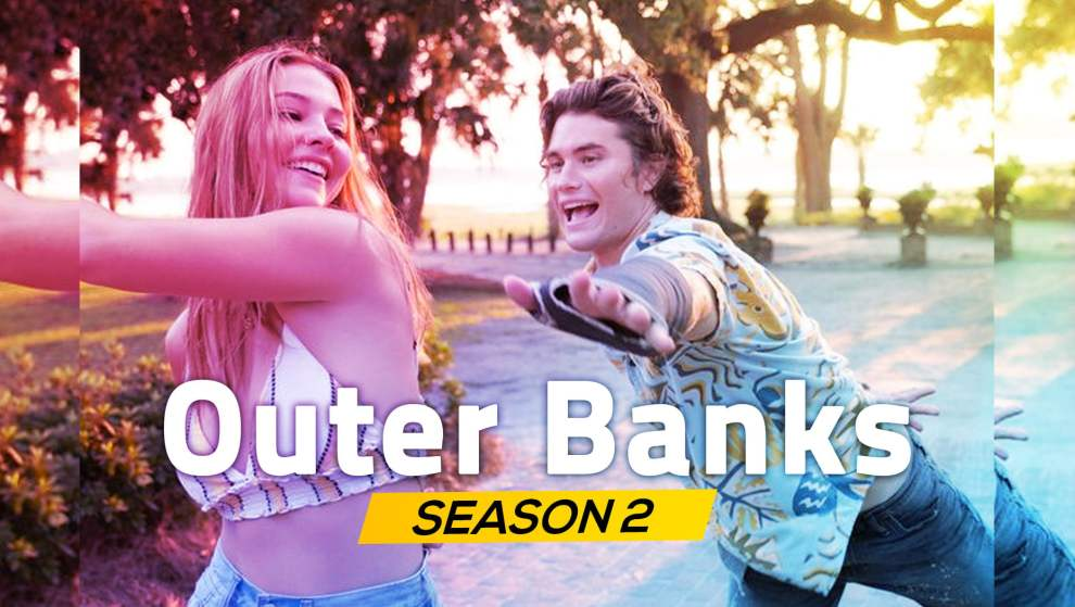 Outer Banks Season 2 Details Revealed Hollywire Youtube