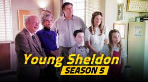 Young Sheldon Season 5