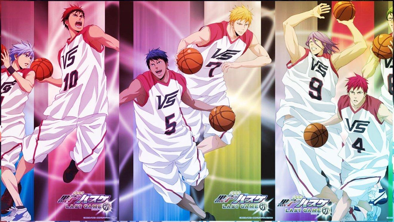 Kuroko's Basketball Season 4 Release date
