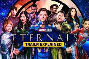 Marvel's Eternals Trailer