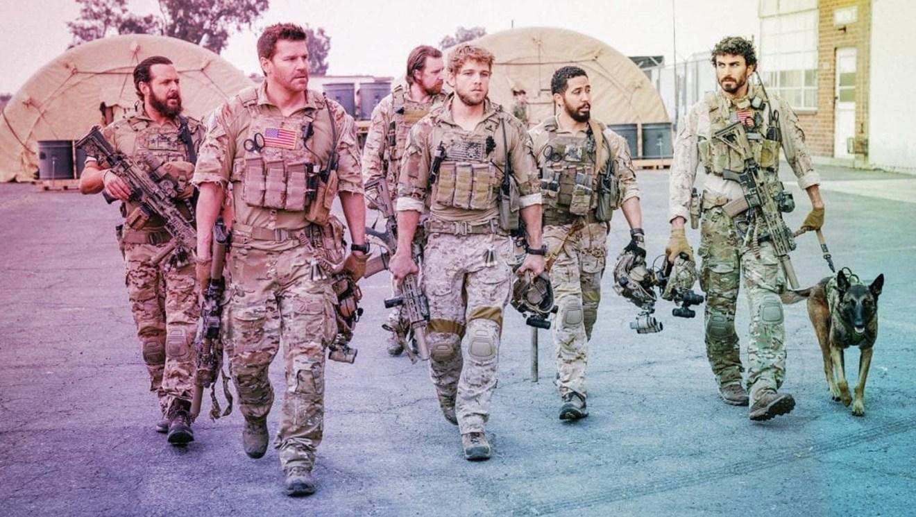 Seal Team Season 5 Cast
