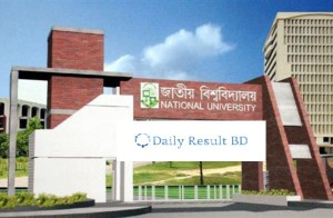 National University Honours 3rd Year Form Fill Up Notice 2018