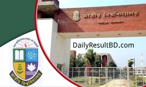 National University Honours 3rd year practical exam routine 2020
