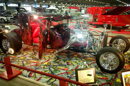 Darryl Starbird's National Rod & Custom Show 2015