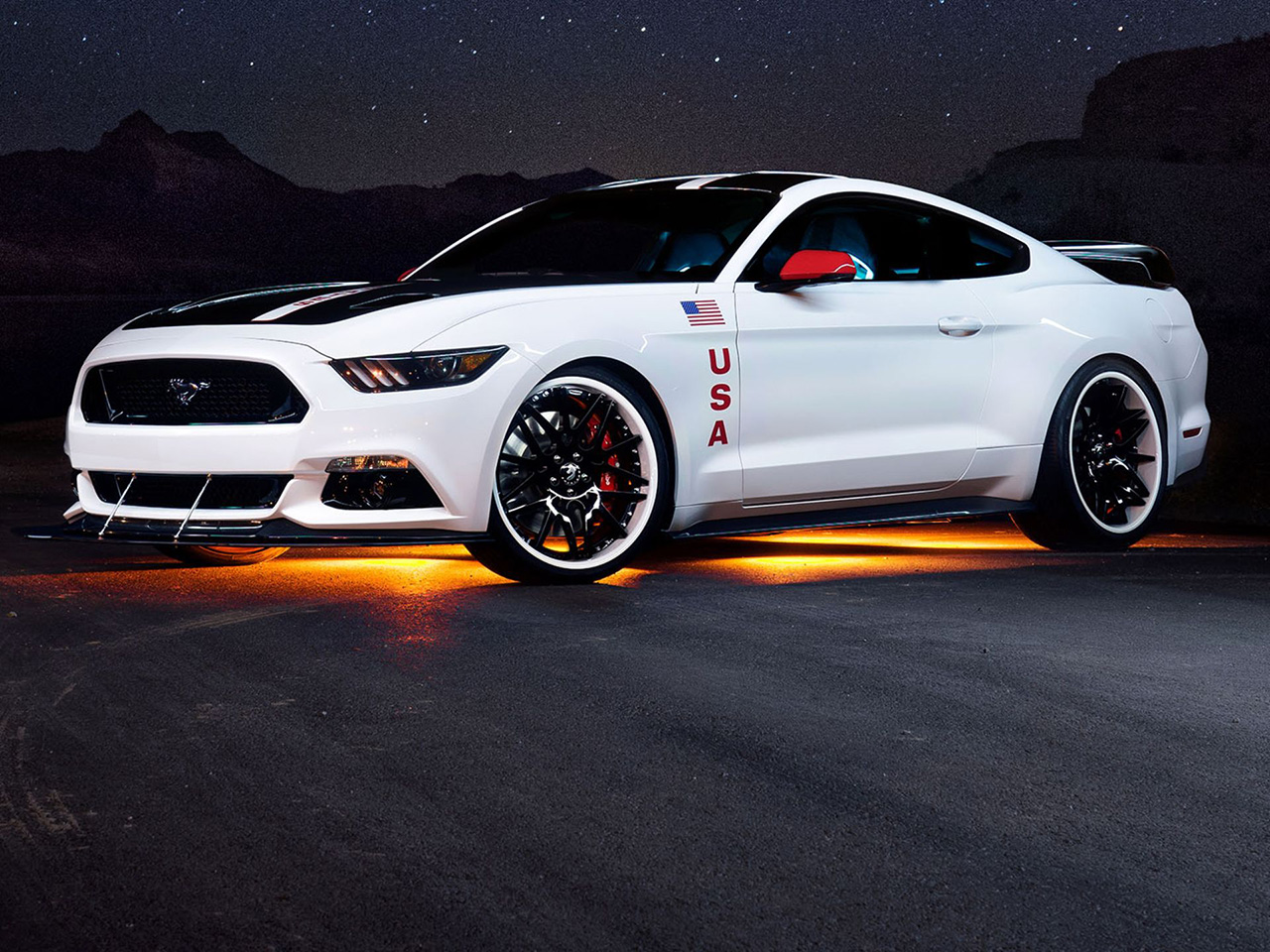 """Ford's """"Apollo"""" Edition Mustang Will Be Auctioned For Charity"""