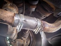 Fix Your Exhaust System With A Soup Can