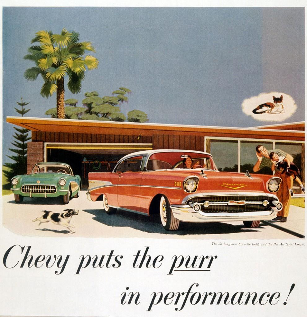 Chevy ads