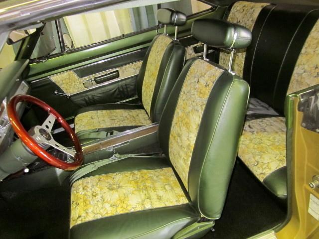 Plymouth Barracuda Mod Top