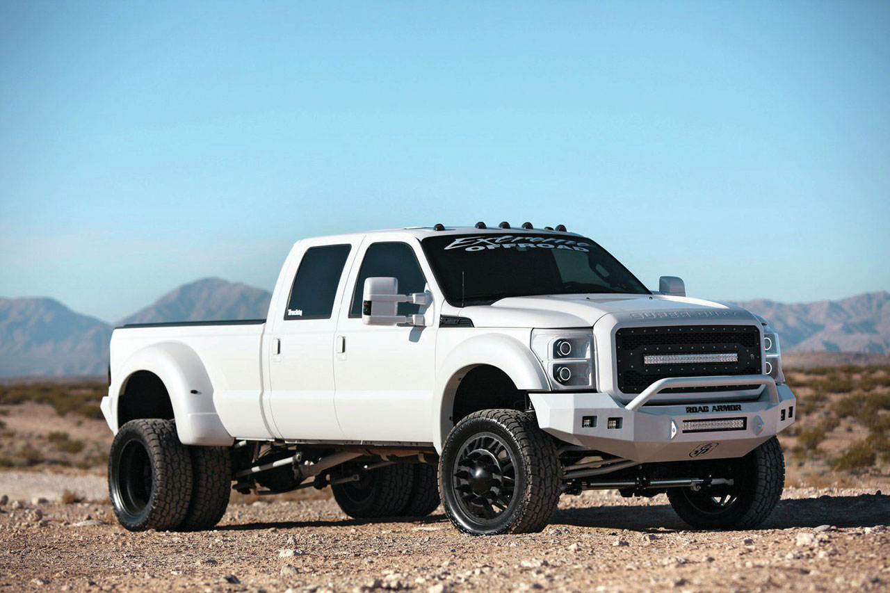 4 Powerful American Vehicles Right Now