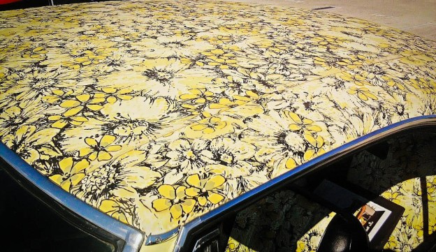 Floral Top Mopar