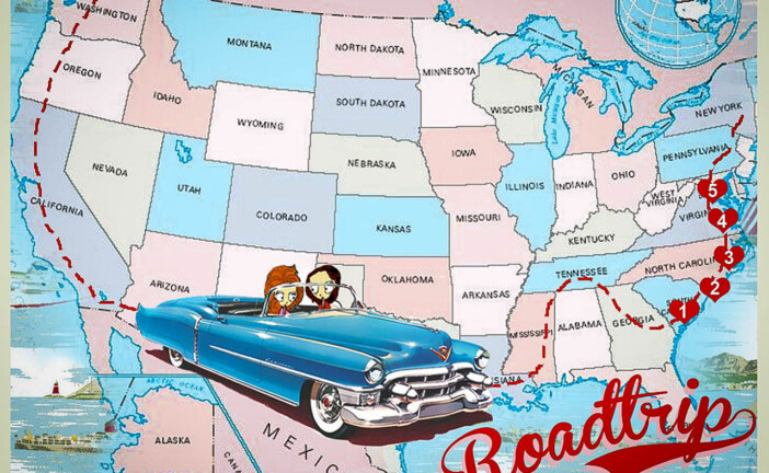 Embrace A Classic Road Warrior Skill: Map-Reading