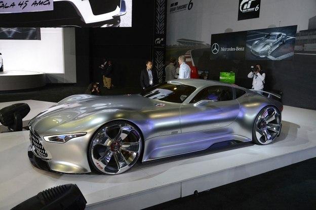 Mercedes Benz Concept