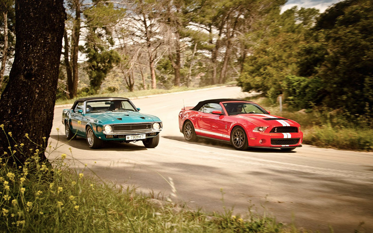 Classic Muscle Cars Vs Modern Muscle Cars