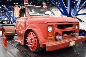 Autorama Chevy truck