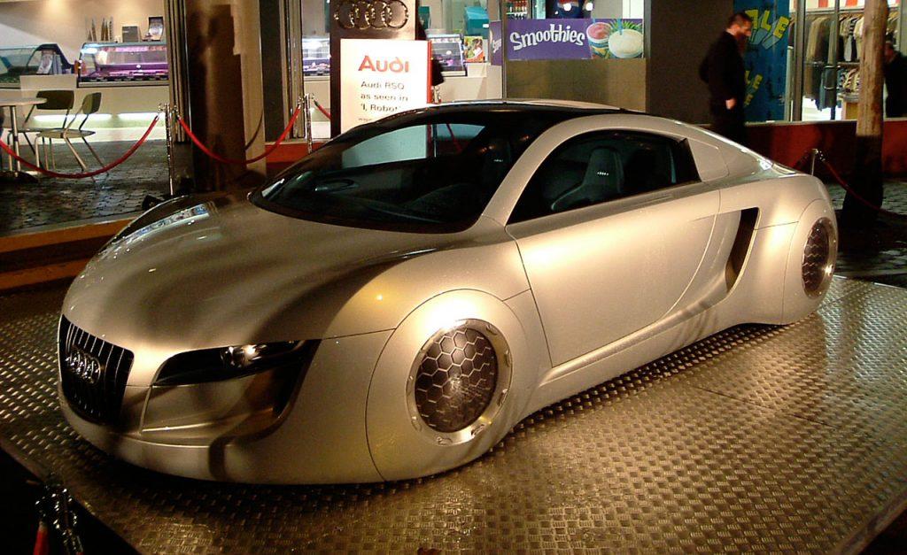 I Robot Audi