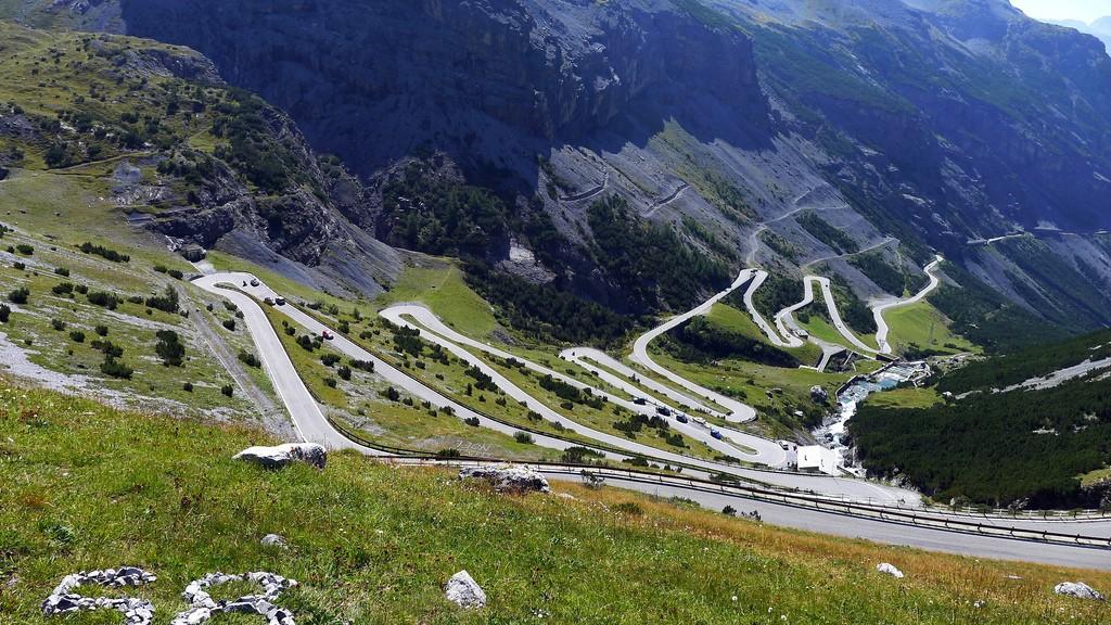 Stelvio Pass-in-Italy