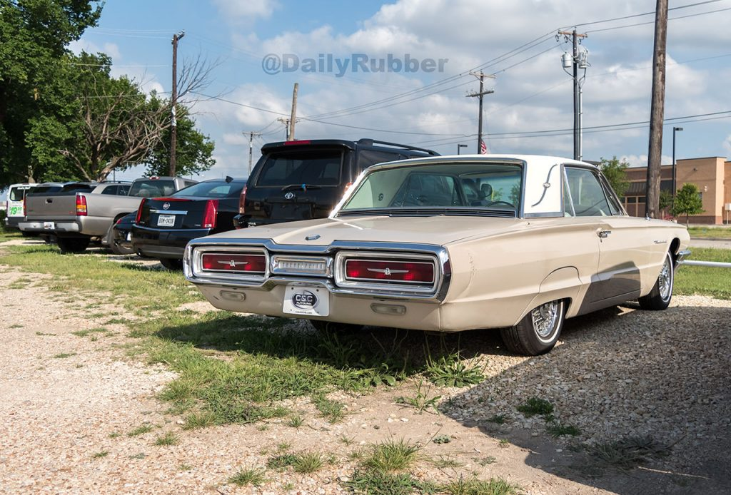 1964 Ford Thunderbird Rear