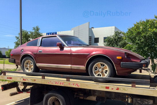 Find Of The Day: 1980 Datsun 280ZX