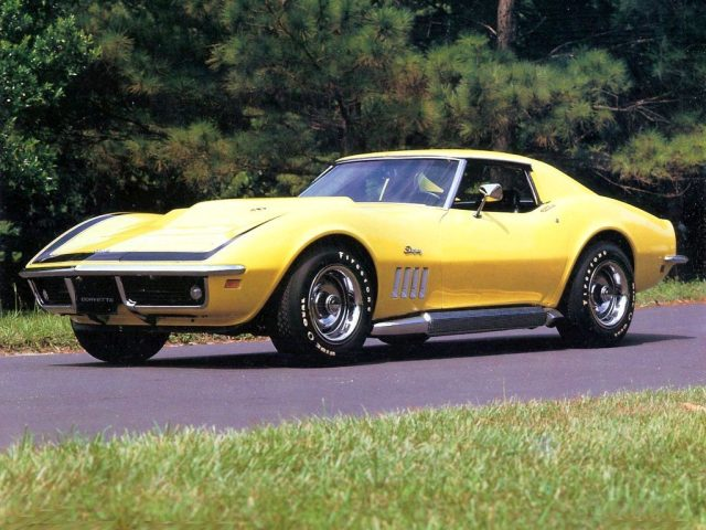 1969 Chevrolet Corvette ZL1