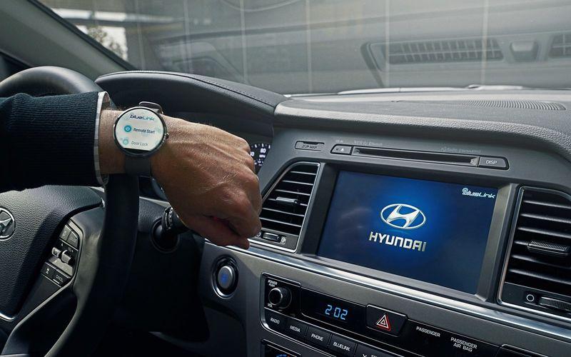 Car Gesture Control