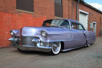 '55 Cadillac Coupe DeVille