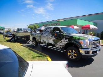 8th Annual Open House Car Show