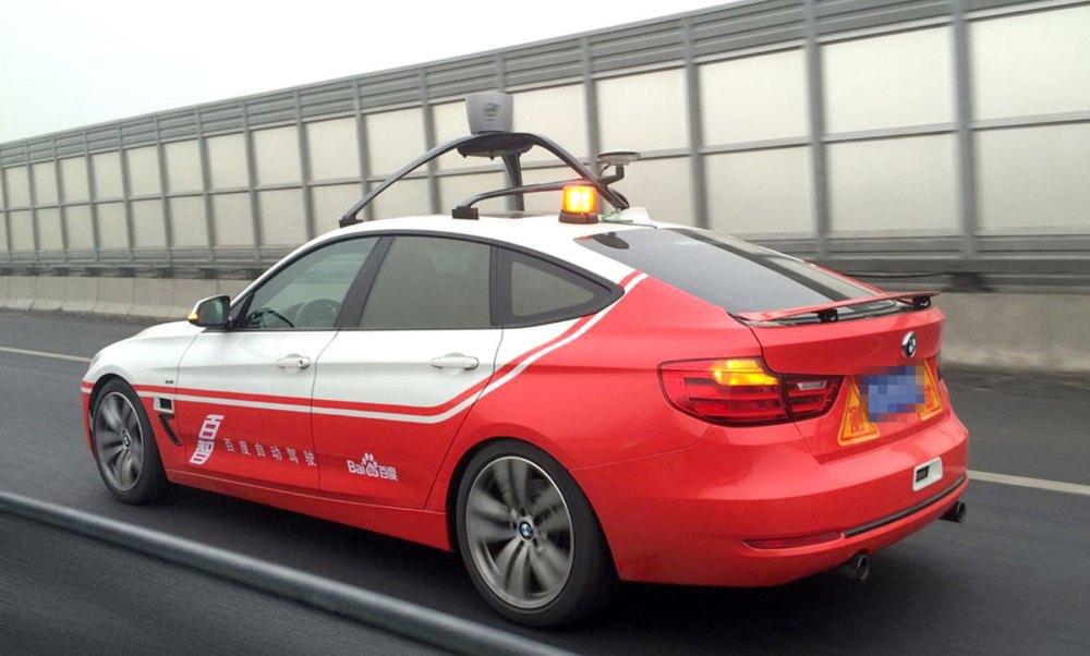 Baidu Automotive Technology