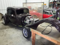Hot Rod Shop Fargo