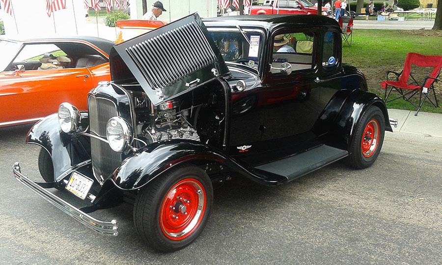 Bellwood Daze Car Show