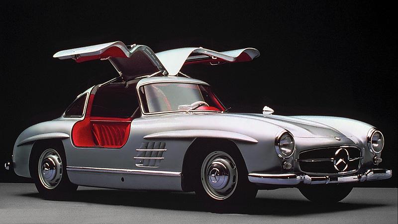 1954 Mercedes 300 SL Gullwing