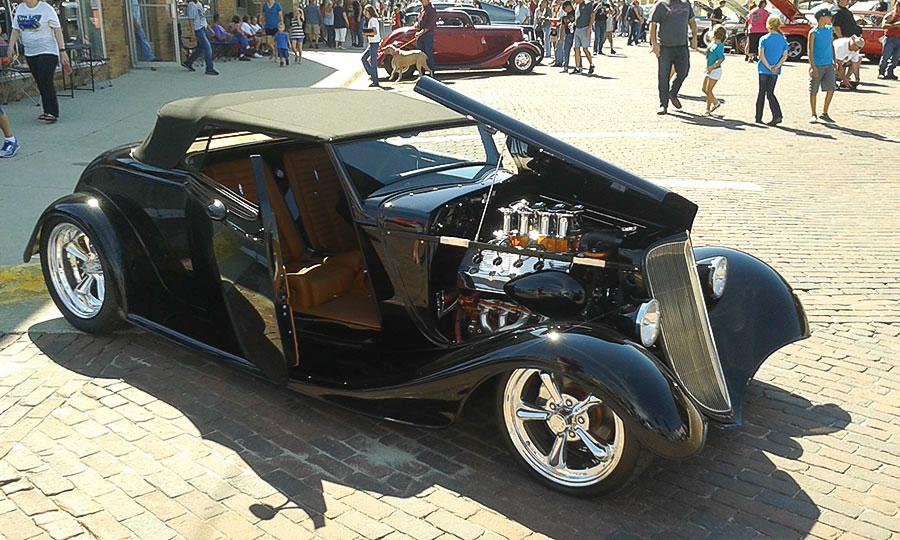 Last Fling Car Show