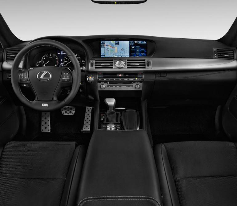 Lexus 460 LS