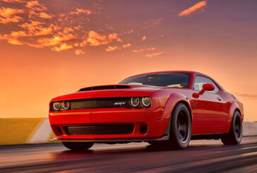 The 2018 Dodge Challenger SRT Demon Makes The Hellcat Look Like Hello Kitty!