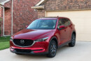 On the Road with the 2018 Mazda CX-5 Grand Touring AWD