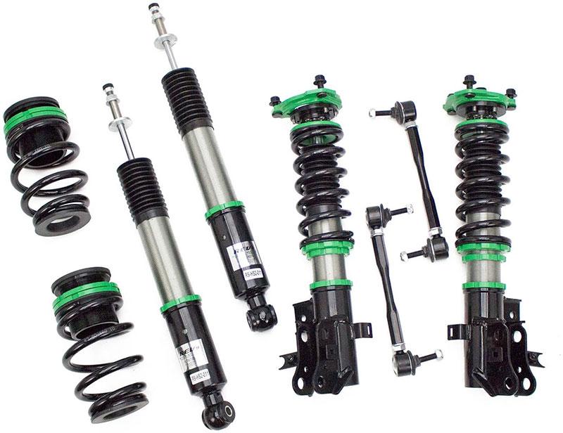 coilover suspension