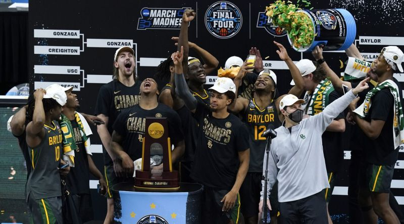 Baylor Wins 2021 NCAA Men's Basketball Championship