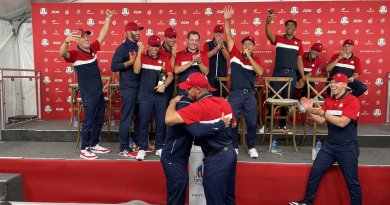 Team USA Wins the Ryder Cup