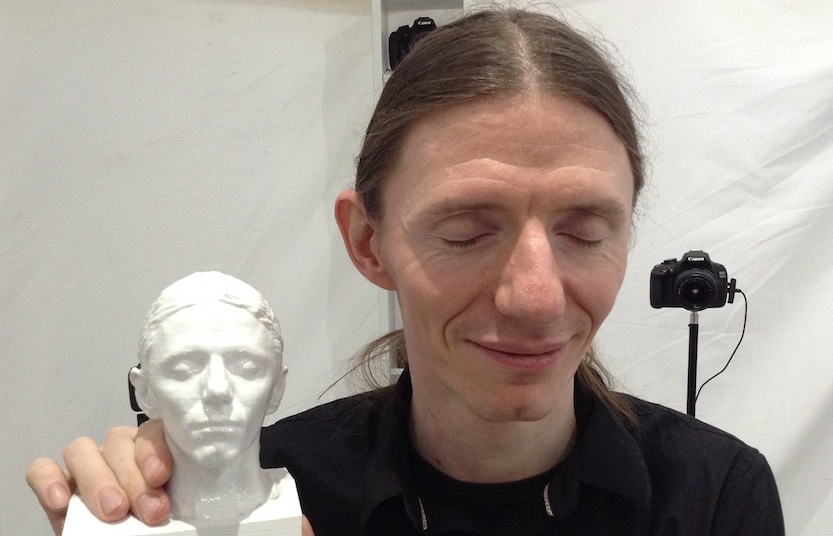 Imprimer son buste en 3D est désormais accessible à tous, à Namur