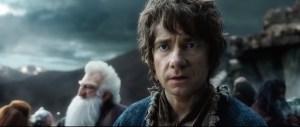 """Extrait de la bande-annonce (visible en fin d'article) """"Le Hobbit : la bataille des cinq armées""""."""