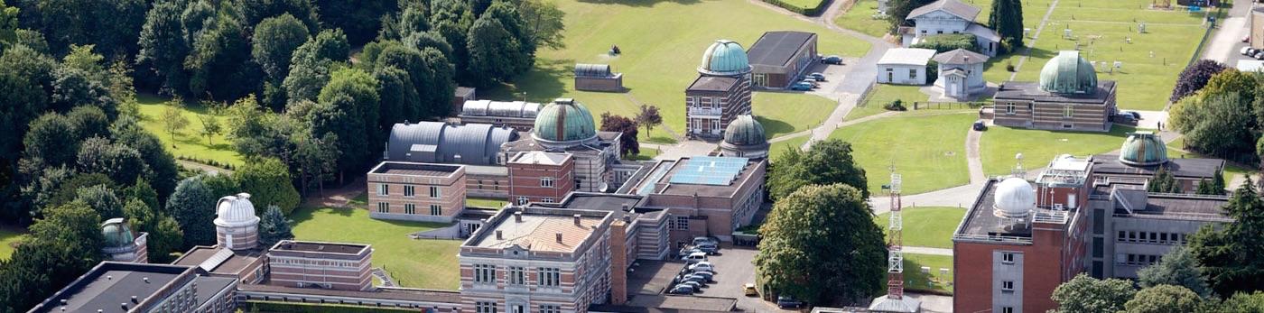 Observatoire royal de Belgique, à Uccle.