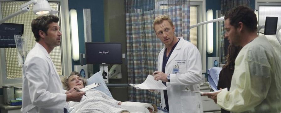 Le cinéma s'est depuis longtemps emparé de l'image du médecin. Les séries télés aussi. © ABC studios