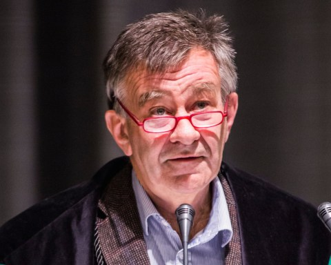 Le Pr Yves Poullet, recteur de l'Université de Namur. © G. Libert
