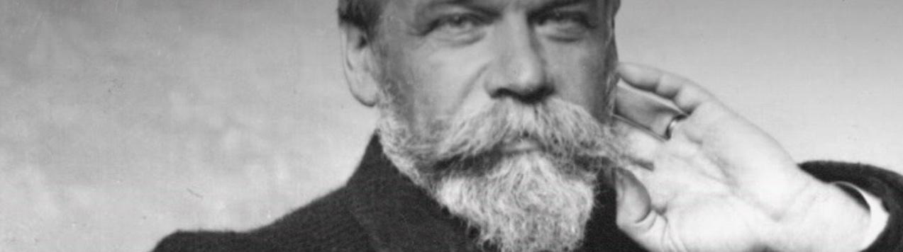 Ernest Solvay. © D.R.