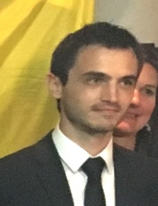 Adrien Sellez, Agent de liaison scientifique au Canada.