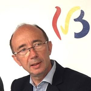 Rudy Demotte, Ministre-Président du gouvernement de la Fédération Wallonie-Bruxelles.